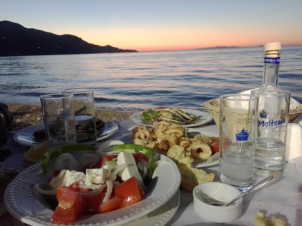 Samos Adası Mekan Önerileri