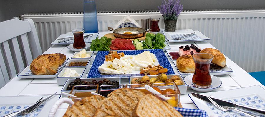 Gardenya - Kahvaltı