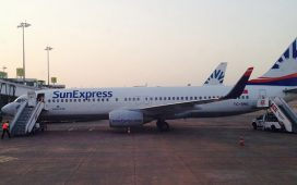 SunExpress at Sabiha Gokcen