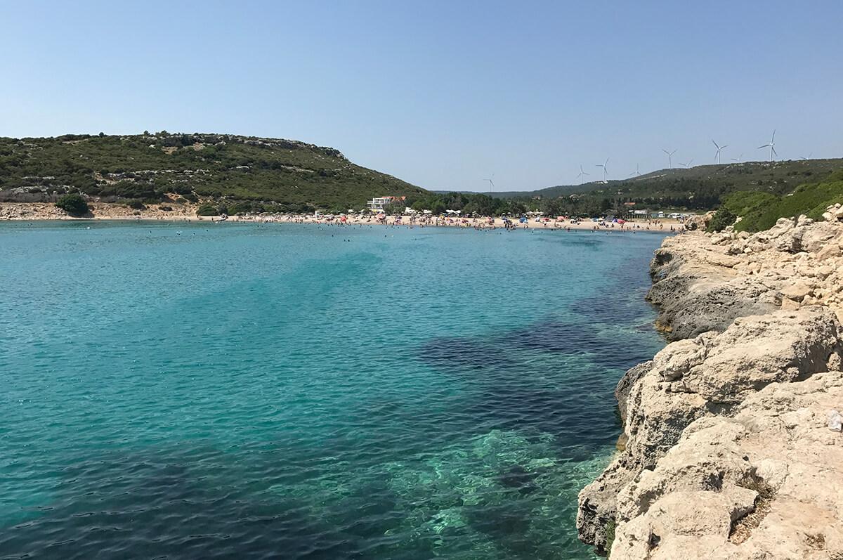 Urla Altınköy Plajı