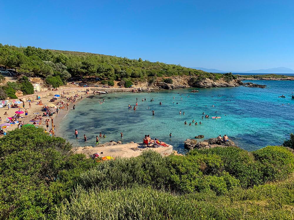 Sığacık Ekmeksiz Plajı