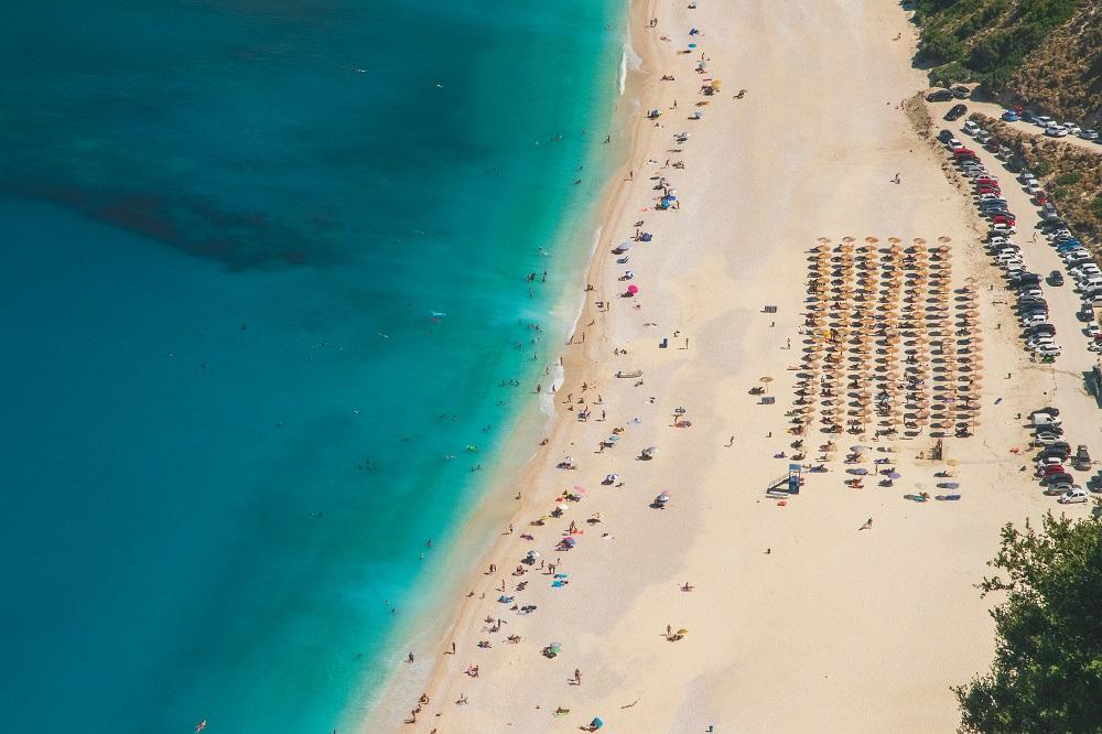 Kefalonya'nın en iyi plajları