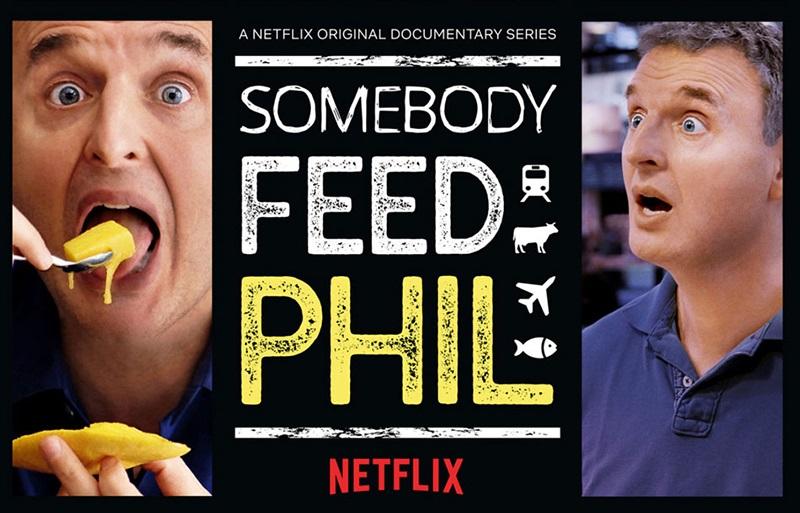 Seyahat ve Yemek Temalı Netflix Dizileri