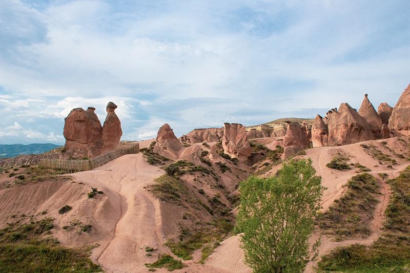 Kapadokya Devrent Vadisi
