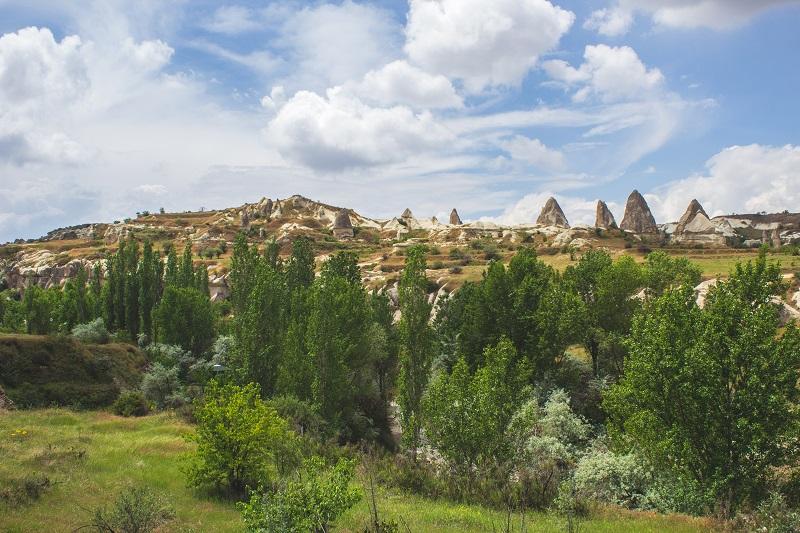 Kapadokya Gezilecek Yerler
