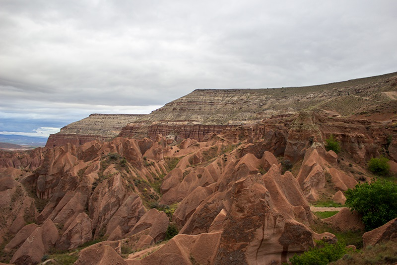 Kapadokya Kızıl Vadi