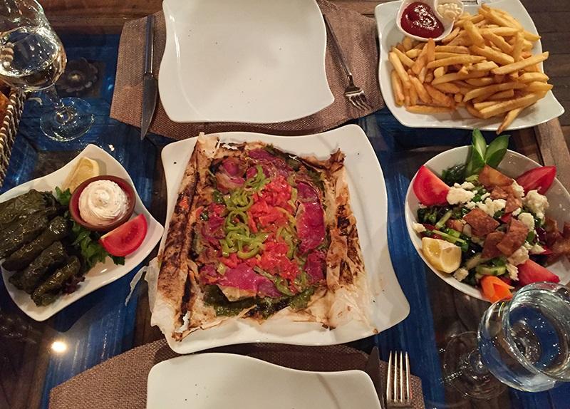 Kapadokya Seten Restoran
